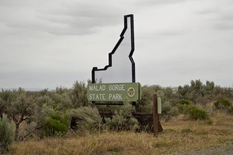Malad Gorge State Park