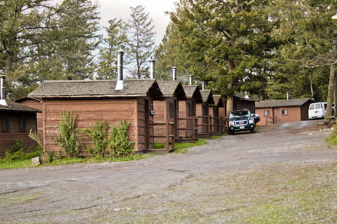 Roosevelt Cabins